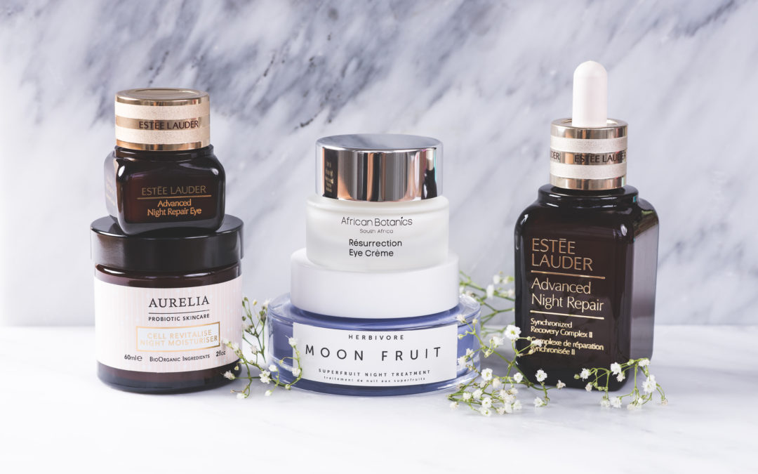 Night Time Skincare Favorites